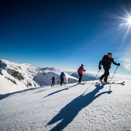 Wintersport tours in Georgie met Traveldash