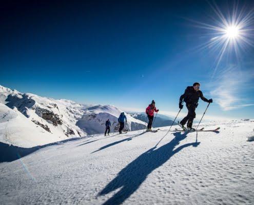 Wintersport tours in Georgie met Traveldash