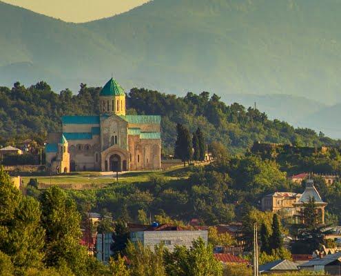 Kutaisi, Georgië