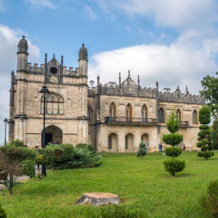 Dadiani Palace, Zugdidi, Samegrelo tours Traveldash